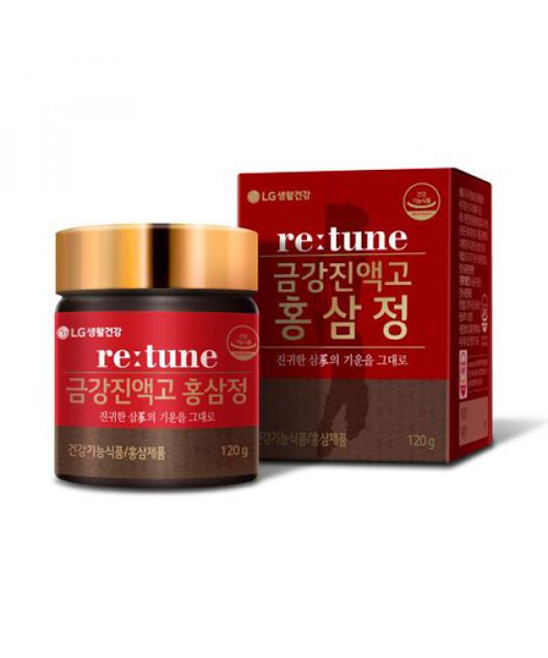 [RETUNE] Geumgang Red Ginseng Ampoule (Hong Sam Jeong) - 120g