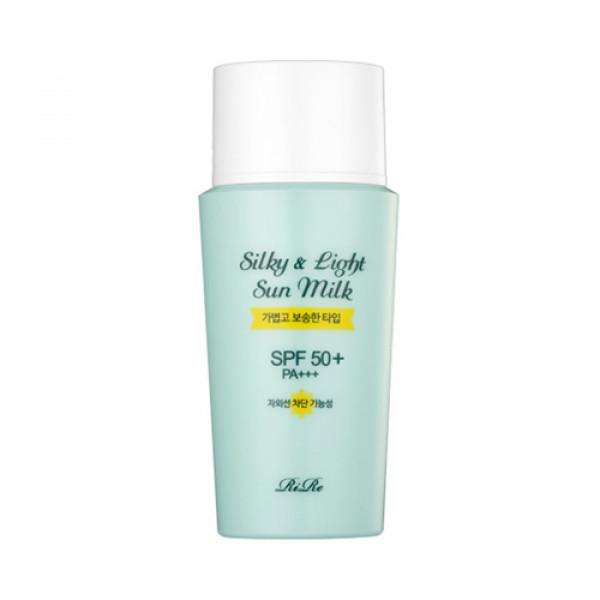 [RiRe] Silky & Light Sun Milk - 50ml (SPF50+ PA+++)