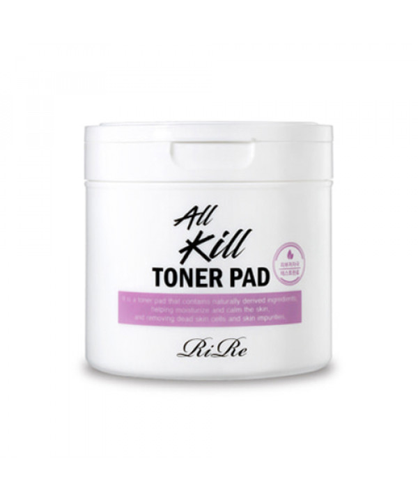 [RiRe] All Kill Toner Pad - 1pack (70pcs)