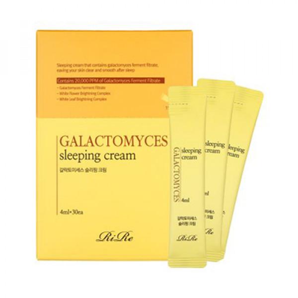 [RiRe] Galactomyces Sleeping Cream - 1pack (30pcs)