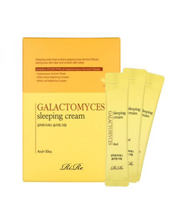 [RiRe] Galactomyces Sleeping Cream - 1pack (30pcs)