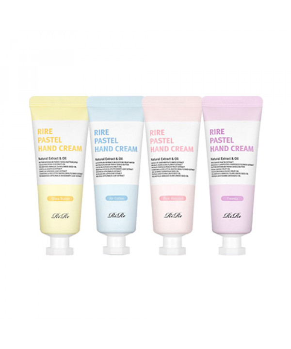 [RiRe] Pastel Hand Cream - 40ml
