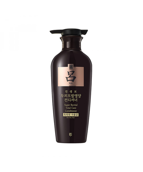 [Ryo] Super Revital Total Care Conditioner - 400ml No.For Dry Hair