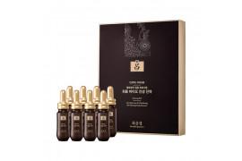 [Ryo] Hwayoon Saeng Bio Ginseng Scalp Essence- 1pack (20ml x 8pcs)