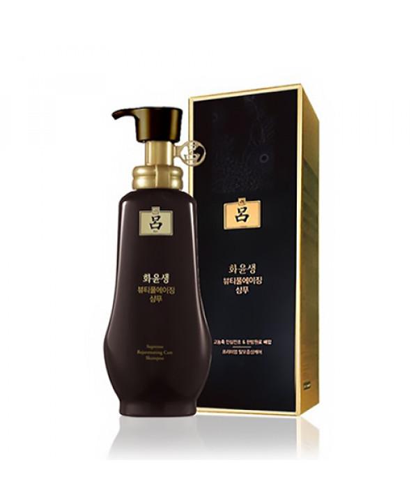 [Ryo] Hwayoon Saeng Beautiful Aging Care Shampoo (2020) - 350ml