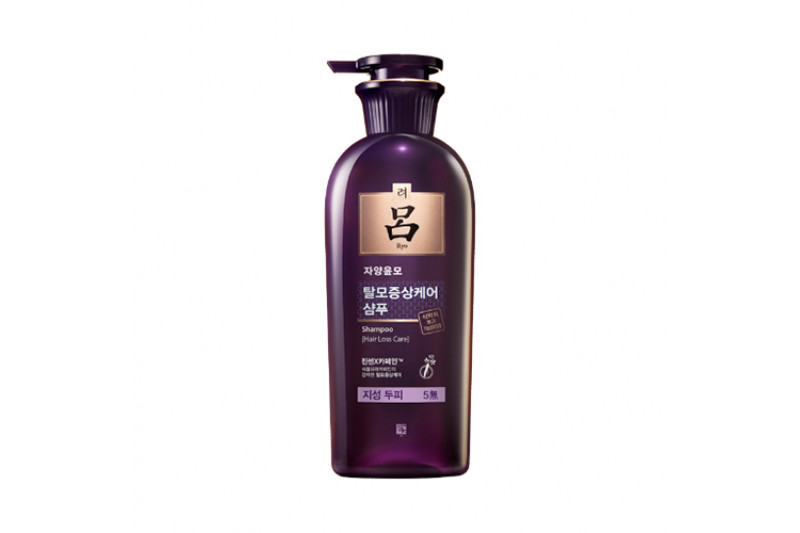 [Ryo] Jayangyunmo Hair Loss Care Shampoo (Gingsen EX) - 400ml