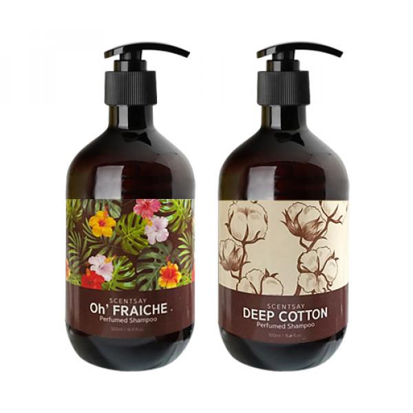 [SCENTSAY] Perfumed Shampoo - 500ml