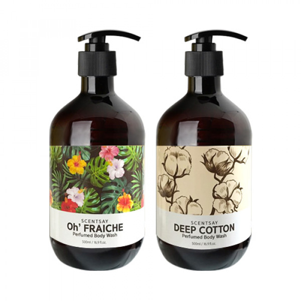 [SCENTSAY] Perfumed Body Wash - 500ml