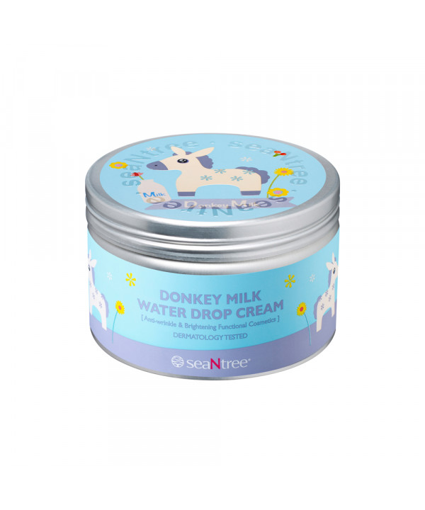 [SEANTREE] Donkey Milk Water Drop Cream - 200g