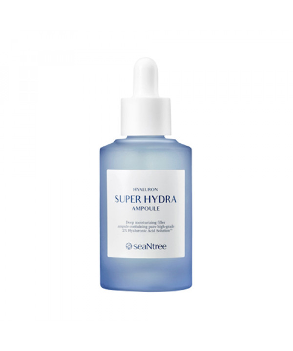 [SEANTREE_LIMITED] Hyaluron Super Hydra Ampoule - 50ml (EXP 2021.09.05)