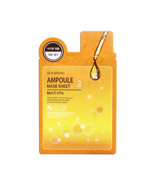 [SEANTREE] Multi Vita Ampoule Mask Sheet - 1pcs