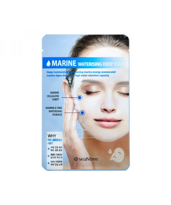 [SEANTREE] Marine Waterising Deep Mask - 1pack (10pcs)