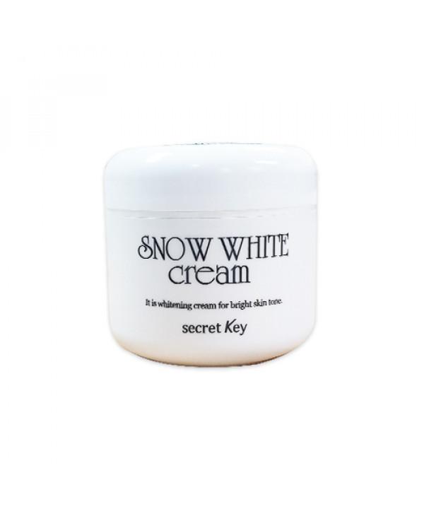 [Secret Key] Snow White Cream - 50g