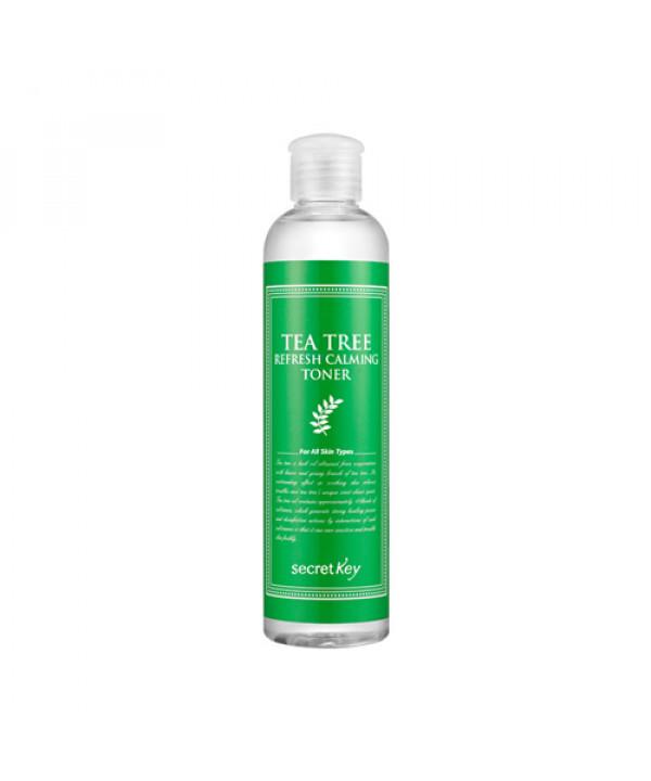 [Secret Key] Tea Tree Refresh Calming Toner - 248ml