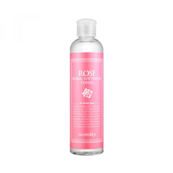 [Secret Key] Rose Floral Softening Toner - 248ml