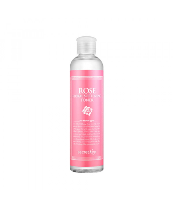 [Secret Key] Rose Floral Softening Toner - 248ml