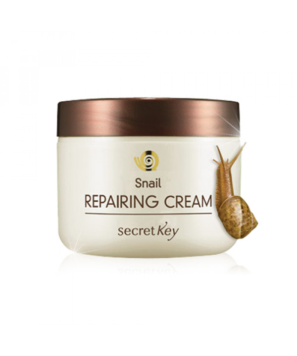 [Secret Key] Snail Repairing Cream - 50g