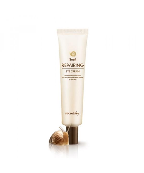 [Secret Key] Snail Repairing Eye Cream - 30ml