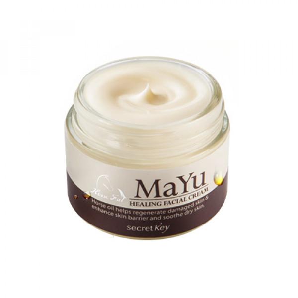 [Secret Key] Mayu Healing Facial Cream - 70g(EXP 2022.03.11)
