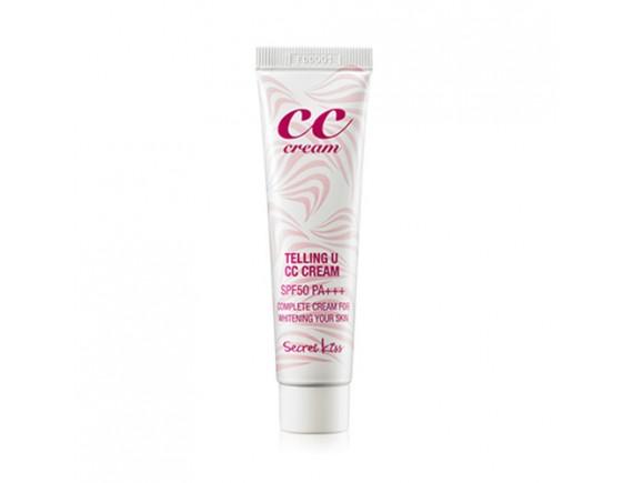[Secret Key] Telling U CC Cream - 30ml