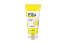 [Secret Key] Lemon Sparkling Cleansing Foam - 120g