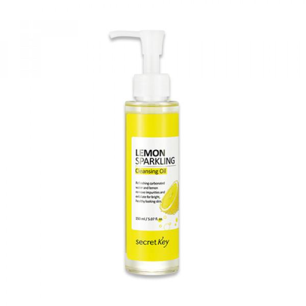 [Secret Key] Lemon Sparkling Cleansing Oil - 150ml(EXP 2022.07.24)