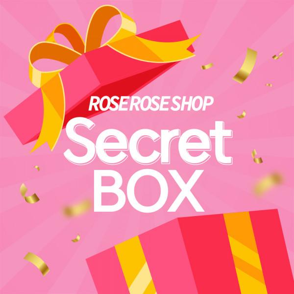 [Secret Rose Box] Secret Rose Box 8+2 (10pcs)