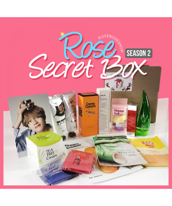 [Secret Rose Box] Secret Rose Box - 1box