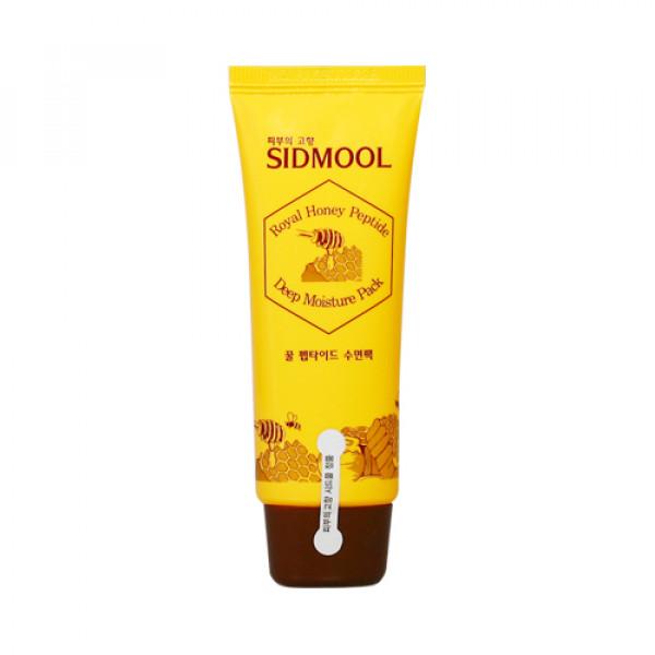 [SIDMOOL] Royal Honey Peptide Deep Moisture Pack - 40ml