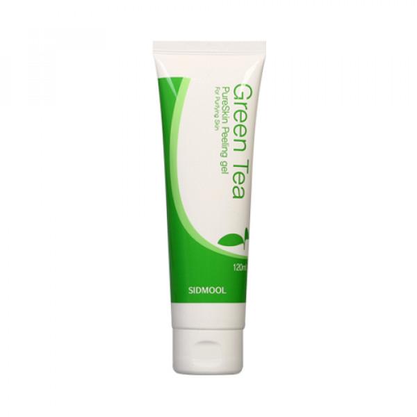 [SIDMOOL] Green Tea Pureskin Peeling Gel - 120ml