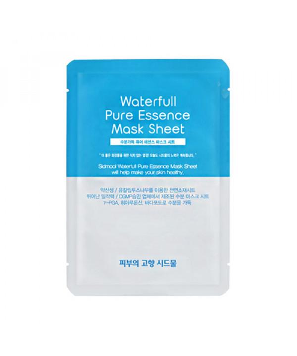 [SIDMOOL] Waterfull Pure Essence Mask Sheet - 1pcs