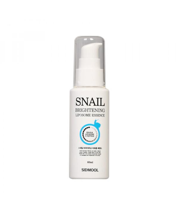 [SIDMOOL] Snail Brightening Liposome Essence - 60ml