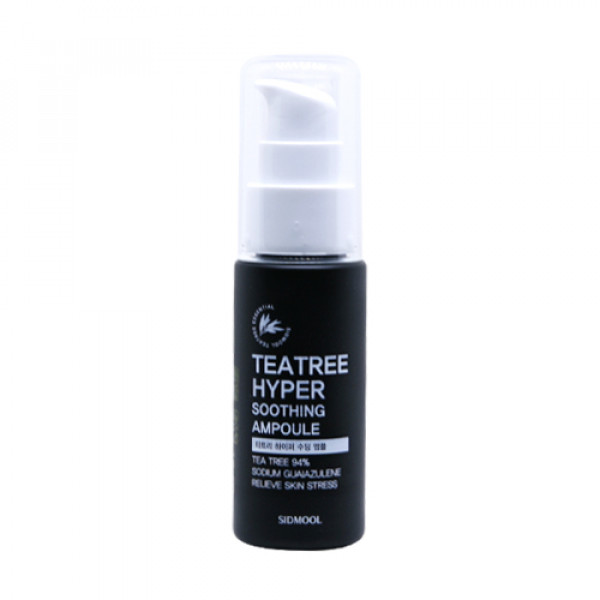 [SIDMOOL] Teatree Hyper Soothing Ampoule - 30g