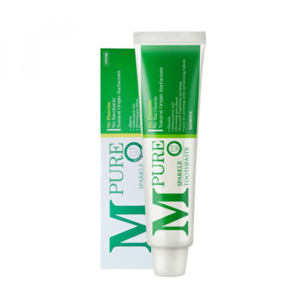 [SIDMOOL] M Pure Sparkle Toothpaste - 100g