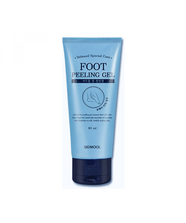 [SIDMOOL] Foot Peeling Gel - 80ml