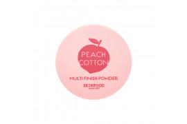 [SKINFOOD] Peach Cotton Multi Finish Powder - 5g
