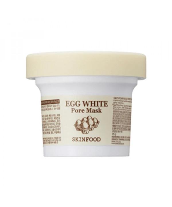 [SKINFOOD] Egg White Pore Mask (2021) - 125g