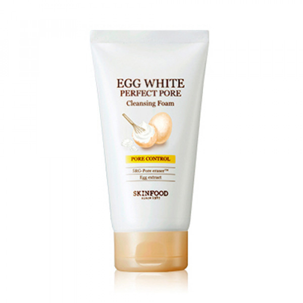 [SKINFOOD] Egg White Perfect Pore Cleansing Foam - 150ml