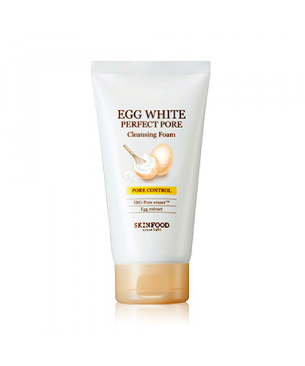 [SKINFOOD] Egg White Perfect Pore Cleansing Foam - 150ml