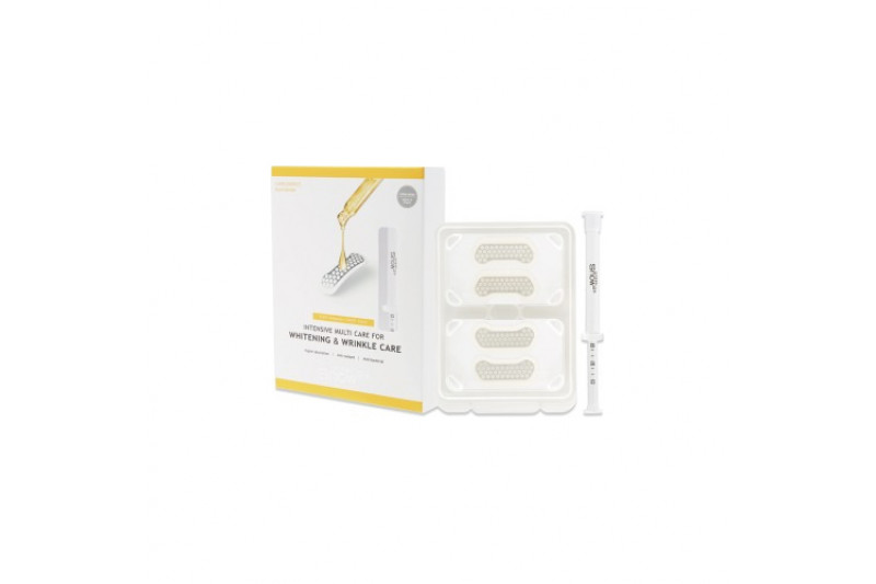 [SNOW2+] Intensive Multi Care For Whitening & Wrinkle Care - 1pack (2items)