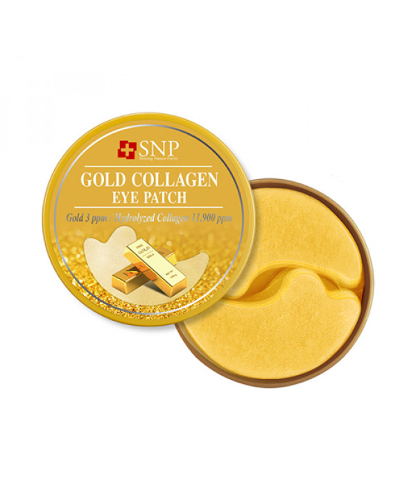 [SNP] Gold Collagen Eye Patch - 1pack (60pcs)