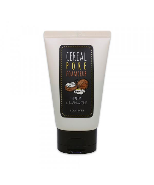 [SOME BY MI] Cereal Pore Foamcrub - 100ml