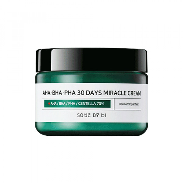 [SOME BY MI] AHA BHA PHA 30 Days Miracle Cream - 60g