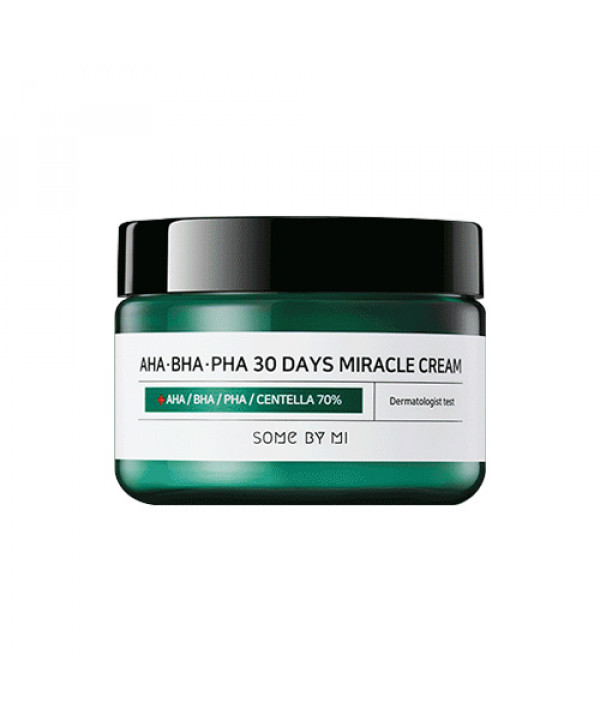 [SOME BY MI] AHA BHA PHA 30 Days Miracle Cream - 60g
