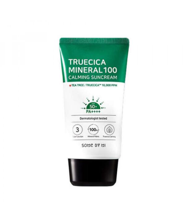 [SOME BY MI] Truecica Mineral 100 Calming Suncream - 50ml