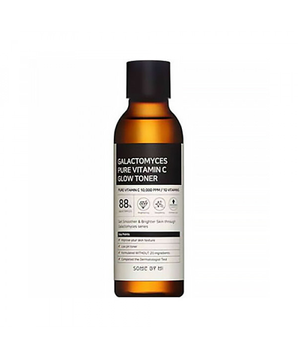 [SOME BY MI] Galactomyces Pure Vitamin C Glow Toner - 200ml