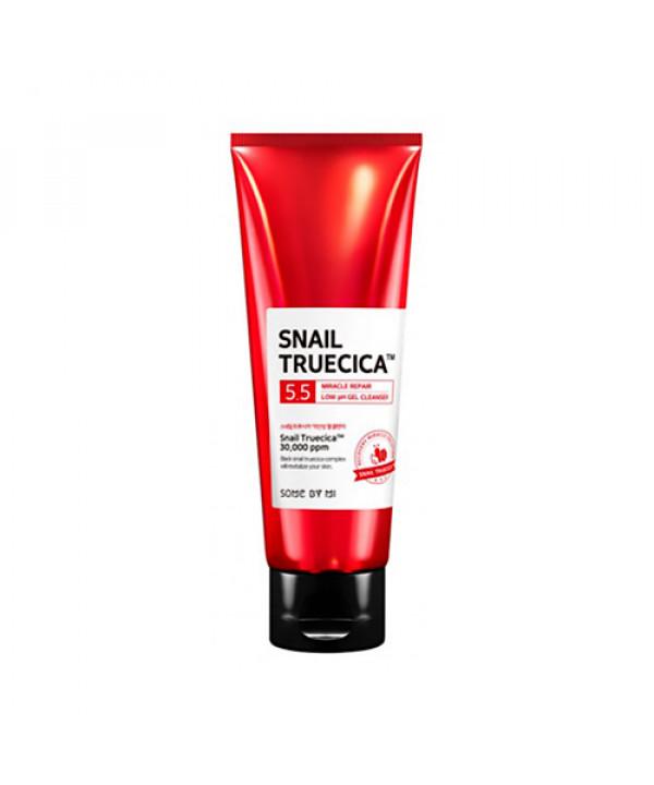 [SOME BY MI] Snail Truecica Miracle Repair Low pH Gel Cleanser - 100ml