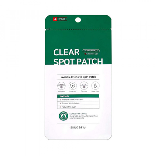 [SOME BY MI] Clear Spot Patch - 1pack (18pcs)