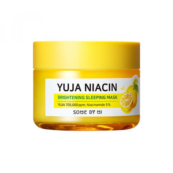 [SOME BY MI] Yuja Niacin Brightening Sleeping Mask - 60g