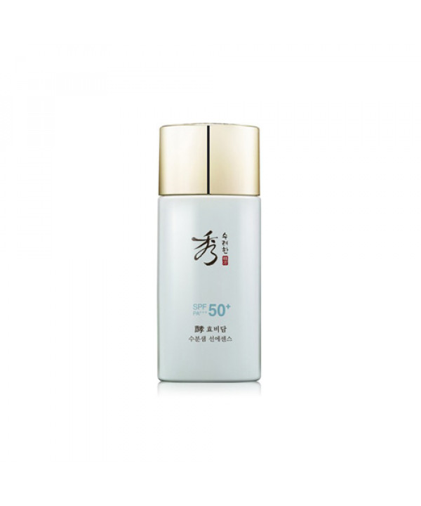 W-[Sooryehan] Hyo Water Spring Sun Essence - 60ml (SPF50+ PA+++) x 10ea